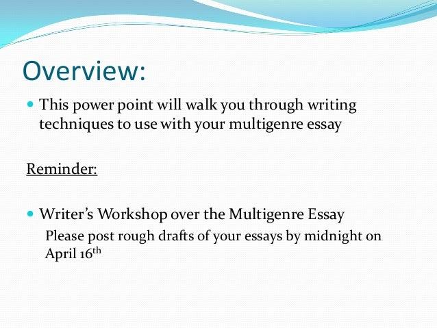 summary essay dramatic poesy