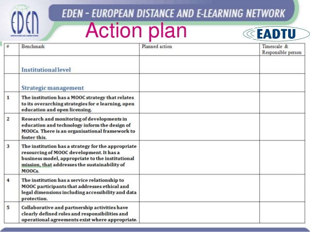 European Distance Learning Week: Quality Assurance challenged by new modes of teaching