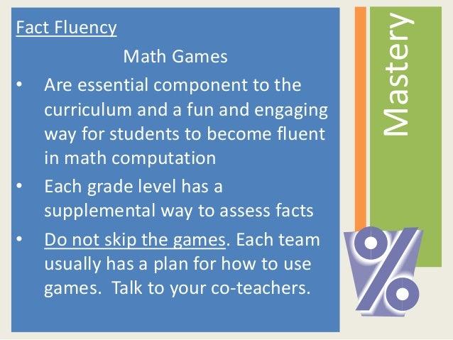 Everyday Math Basics