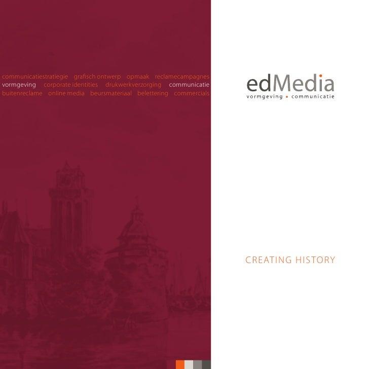 communicatiestratiegie grafisch ontwerp opmaak reclamecampagnes vormgeving corporate identities drukwerkverzorging communi...