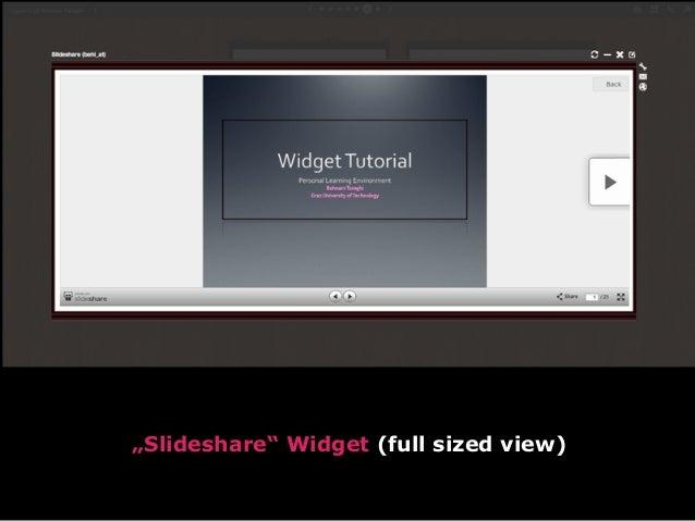 Inter-Widget CommunicatiounCMS widget <=> Exam Planer widget