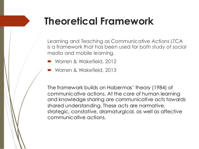 theoretical frameworks in human services Article: an in-depth analysis of theoretical frameworks for the study of care coordination.
