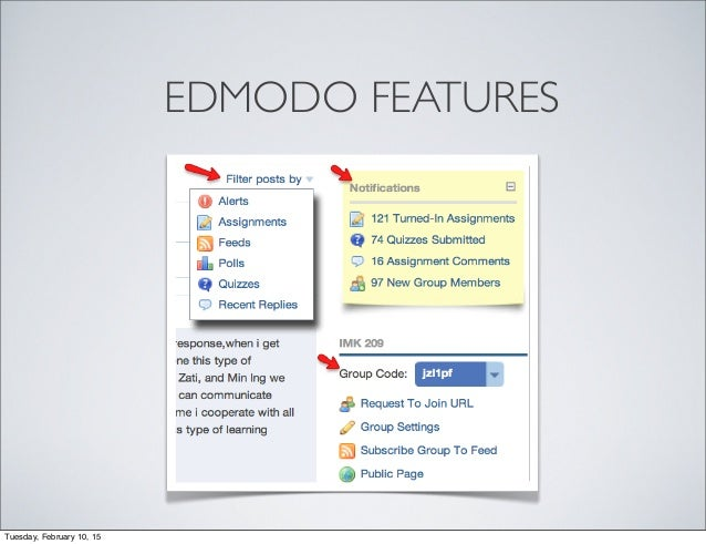 Edmodo edmodo features tuesday february 10 15 stopboris Images