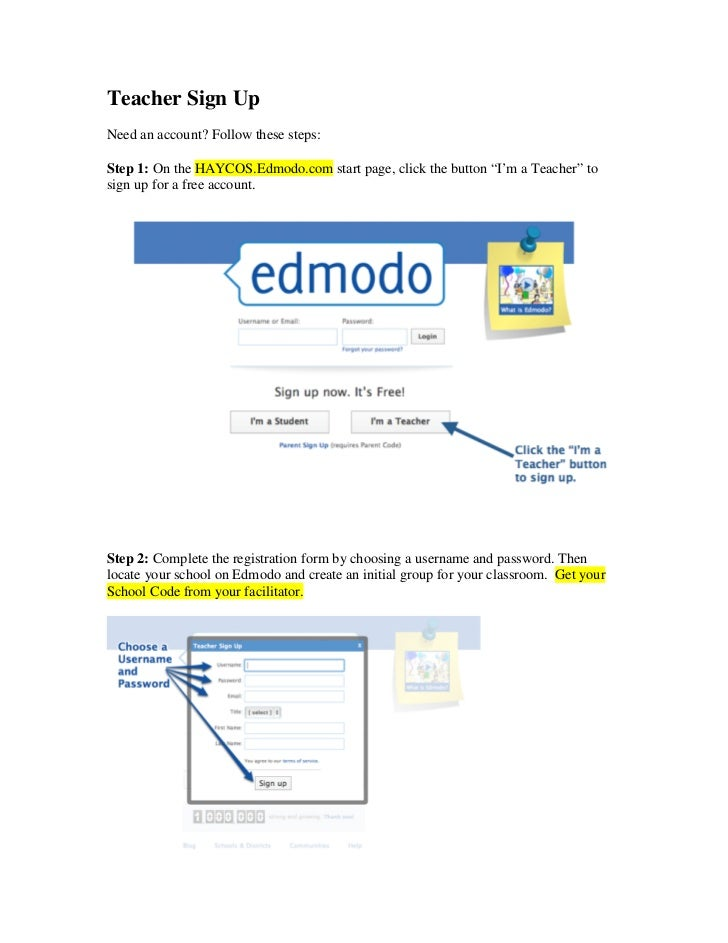 School Communication Made Easy - Edmodo