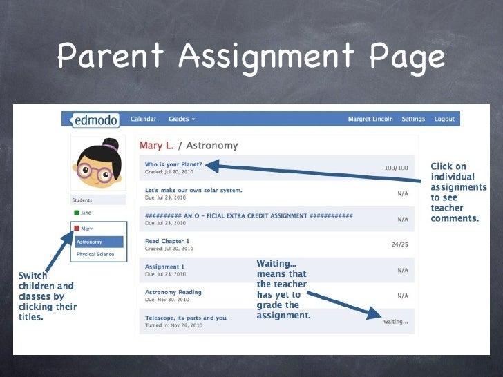 Parents | Edmodo - Where learning happens.