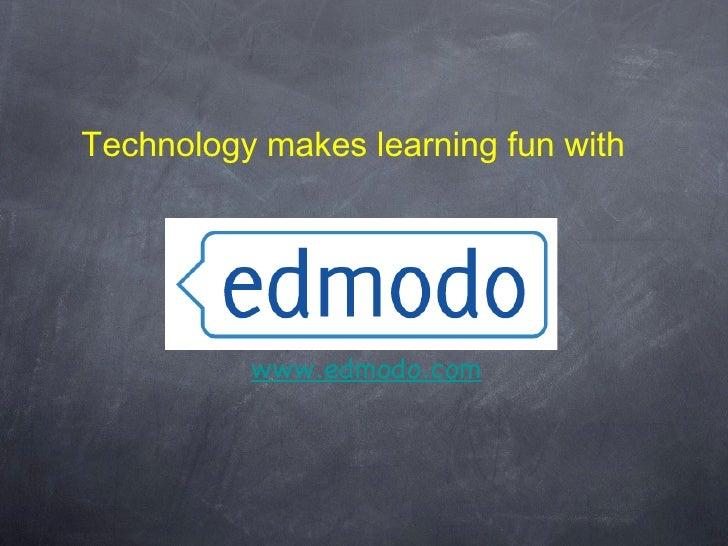 Parent Guide to Edmodo - sjotechnology.weebly.com