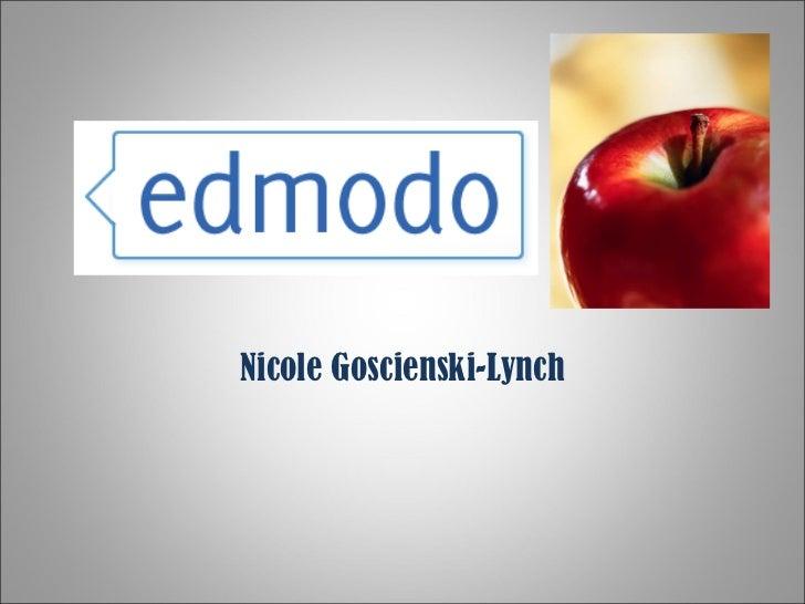 Nicole Goscienski-Lynch