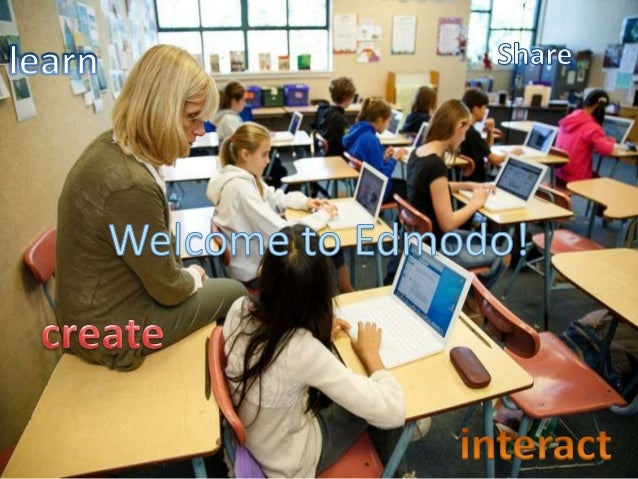 Edmodo is a social learningplatform for teachers, students,and parents. It is also a sociallearning platform that provides...