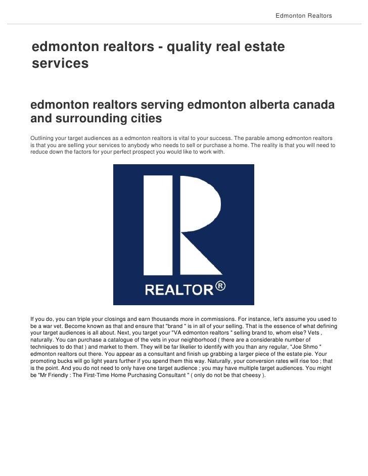 Edmonton Realtors     edmonton realtors - quality real estate services  edmonton realtors serving edmonton alberta canada ...