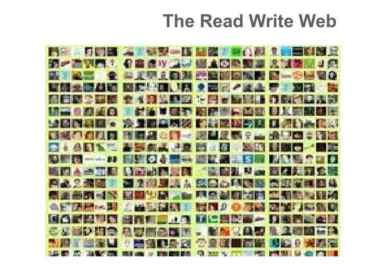 The Read Write Web