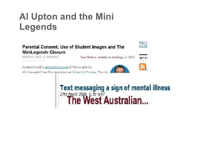 Al Upton and the Mini   Legends