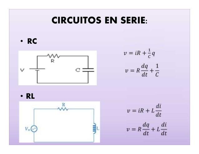 Circuito Rlc Ecuaciones Diferenciales : Aplicaciones de la ecuaciones diferenciales segundo