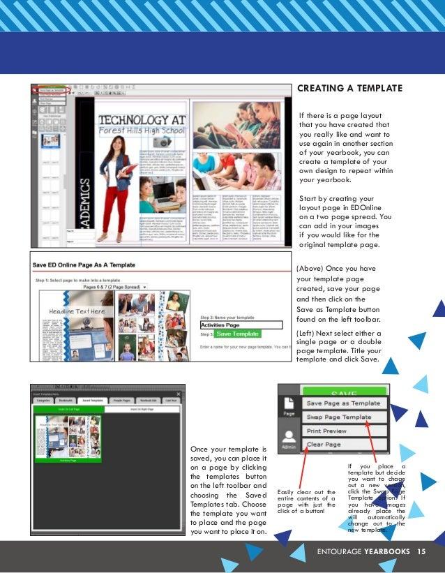 Ed online guidebookweb – Guidebook Template