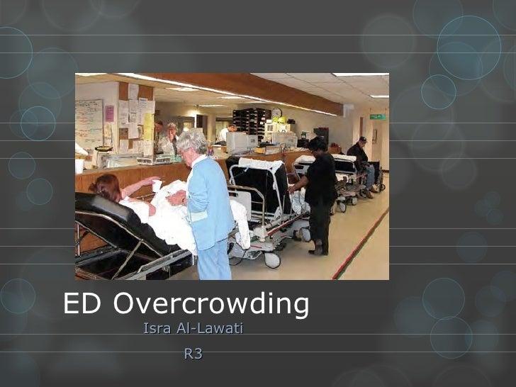 ED Overcrowding Isra Al-Lawati R3