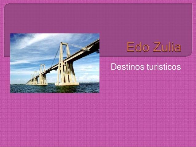 Destinos turisticos