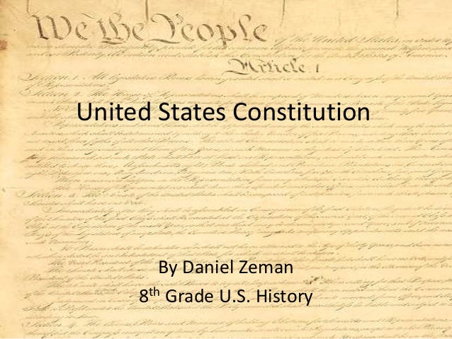 an introduction to the us constitution Teacher guide: writing the constitution ii preparing for the oath us history and civics for citizenship overview this teacher guide will take you through the civics test questions covered in the theme, writing the constitution the instructional steps provided here target esl students at the high beginning level.