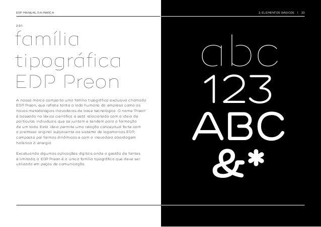 edp preon font