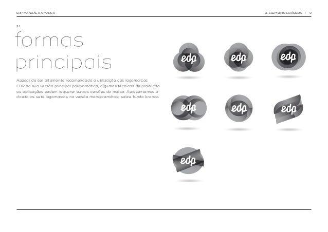Manual da marca da EDP