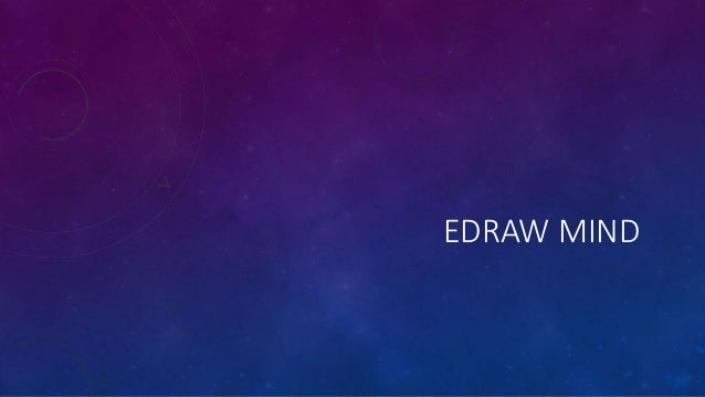 EDRAW MIND