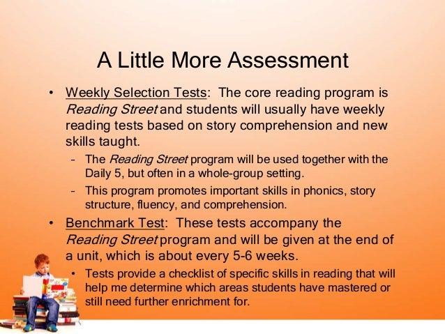 Second Grade Balancy Literacy Program With Daily 5