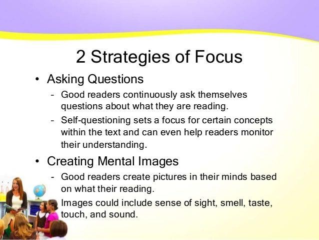 Synthesizing Information 7 2 Strategies