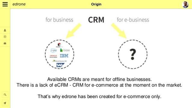 Edrone CRM deck presentation Slide 3