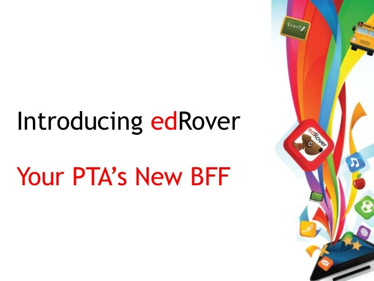 Introducing edRoverYour PTA's New BFF