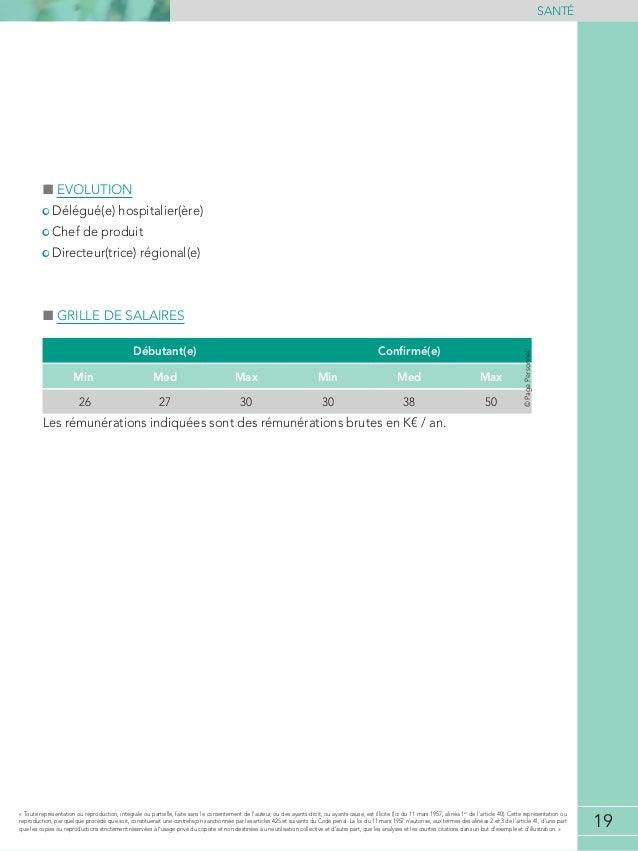 Etude de r mun rations sant 2013 2014 - Grille indiciaire ingenieur hospitalier ...