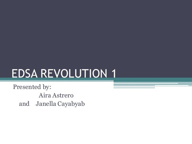 edsa 1 revolution essay Edsa revolution 1 all tagalog version, edsa rebolusyon 1 lahat tagalog bersyon, , , translation, human translation, automatic translation.