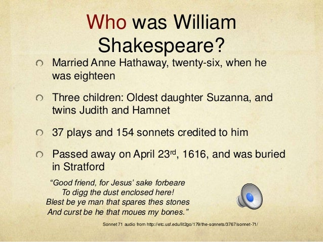 the life and times of william Category: shakespeare title: the life and times of william shakespeare.