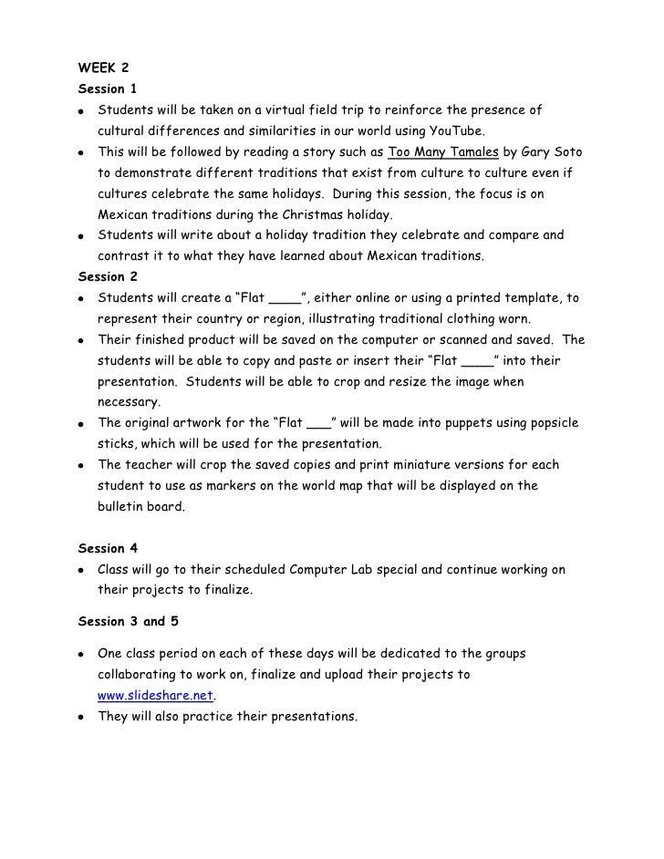 Ed Se604 Christina Rubbinopbl Unit Lesson Plan Outline