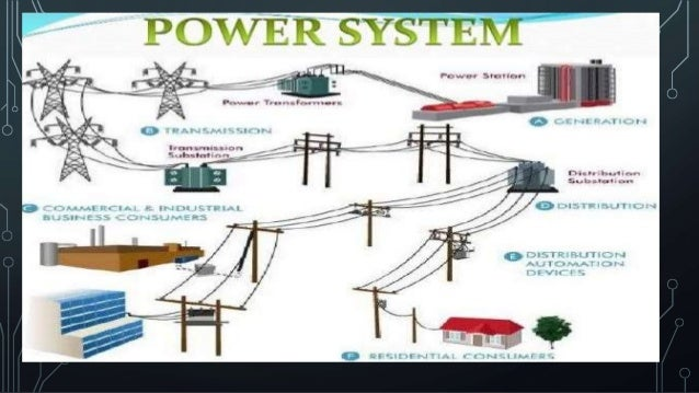 power supply or electric power
