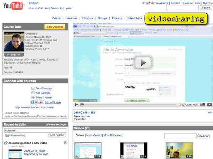 videosharing