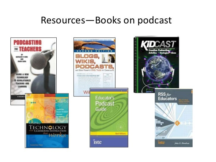 blogs wikis and podcast essay The piece, a perspective essay written by a medical ethicist, generated interest among readers and led the journal to decide to expand the podcasts according to.