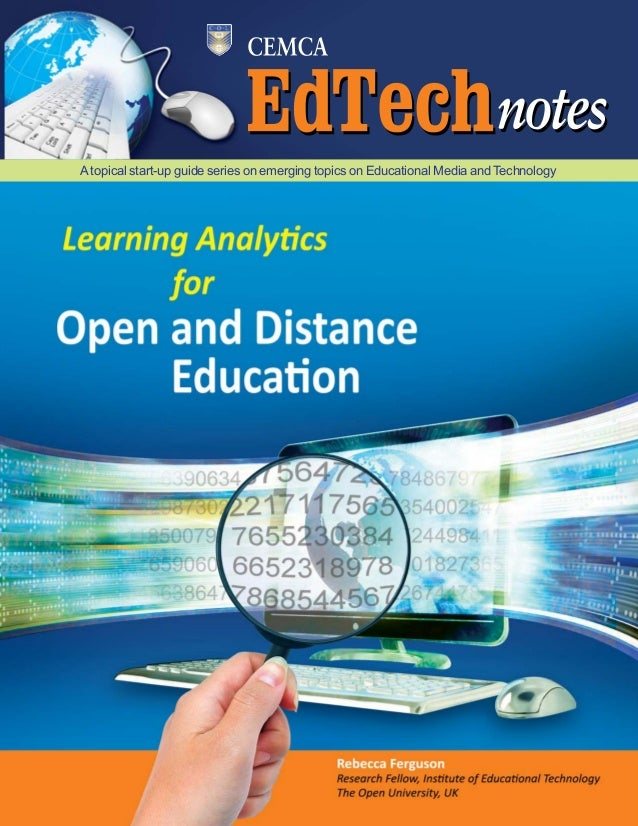 1CEMCA EdTech Notes A topical start-up guide series on emerging topics on Educational Media and Technology
