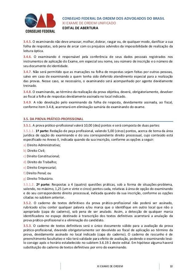Exame de ordem 2013