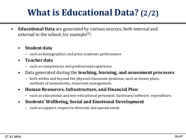 17 11 2016 40/67 Indicative examples of Teaching Analytics as part of Lesson Planning Tools # Venture Logo Tool Venture Te...