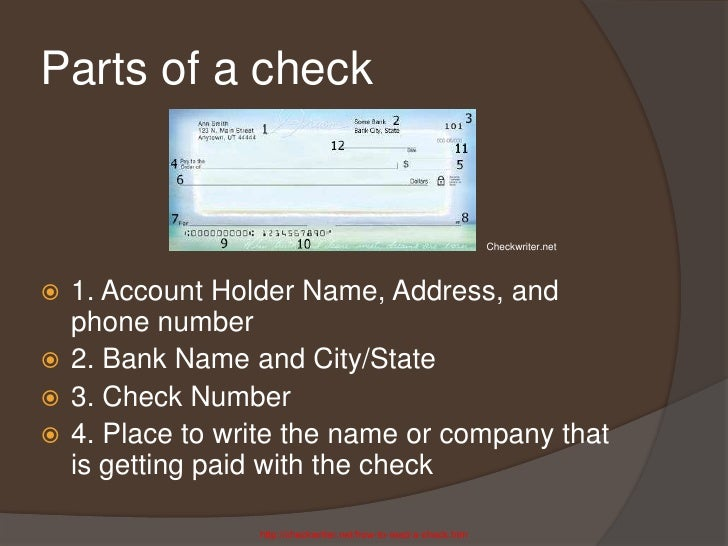 Cheques - What you need to know