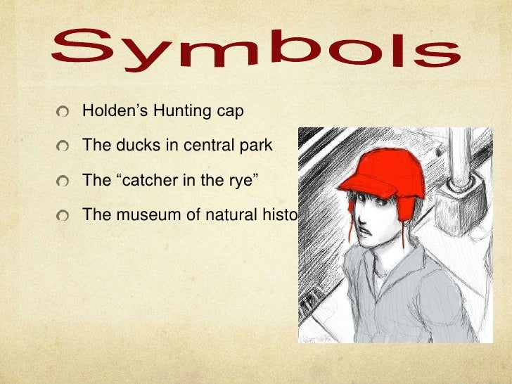 Symbolism in the Catcher in the Rye
