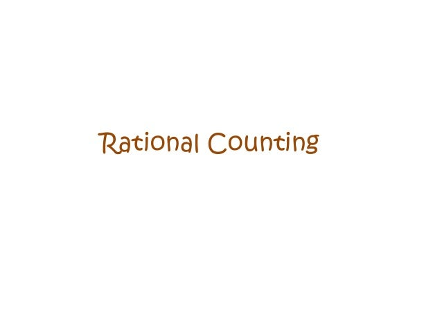 Rational Counting