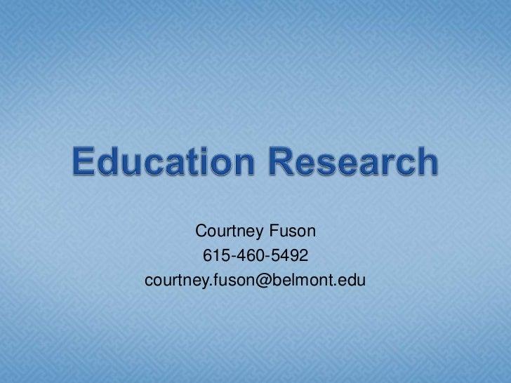 Courtney Fuson       615-460-5492courtney.fuson@belmont.edu
