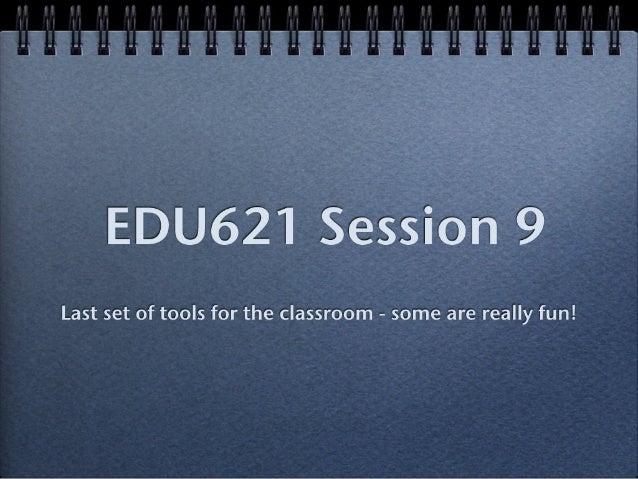 Edu614 session 9 ws12