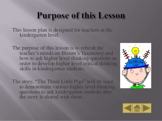 Critical thinking lesson plans for first grade   pdfeports    web