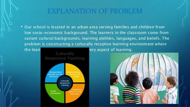 Cultural Adaptations When Implementing RTI in Urban Settings
