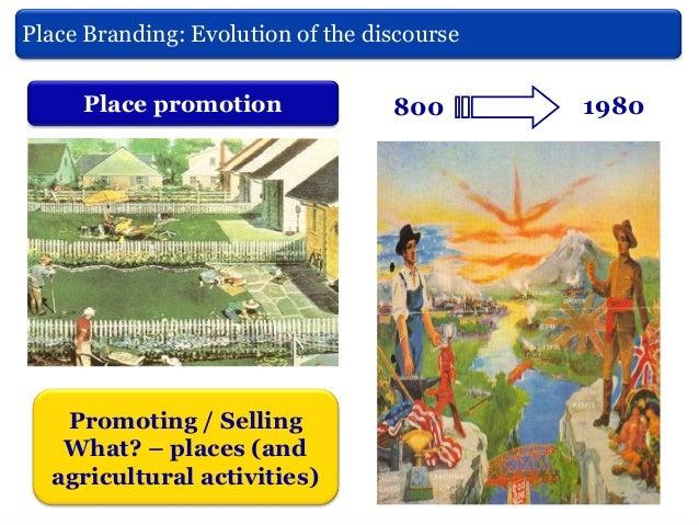 Place Branding  Cities City Branding  Branding (strategic, 1st)  Marketing (eventually)