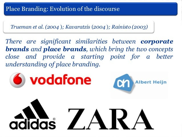 Place Branding and Place Brands: Theory without facts  I have no data yet. It is a capital mistake to theorise before one ...