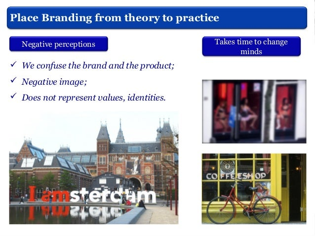 What is Place Branding? Mix of disciplines