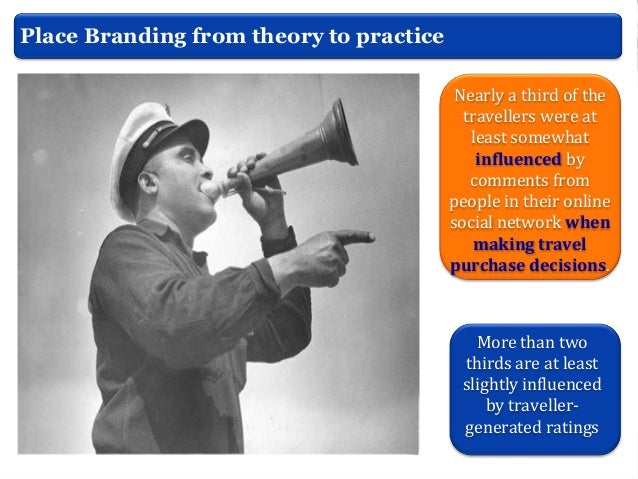 What is Place Branding? Baker, (2012)  Place Brand  Place Branding