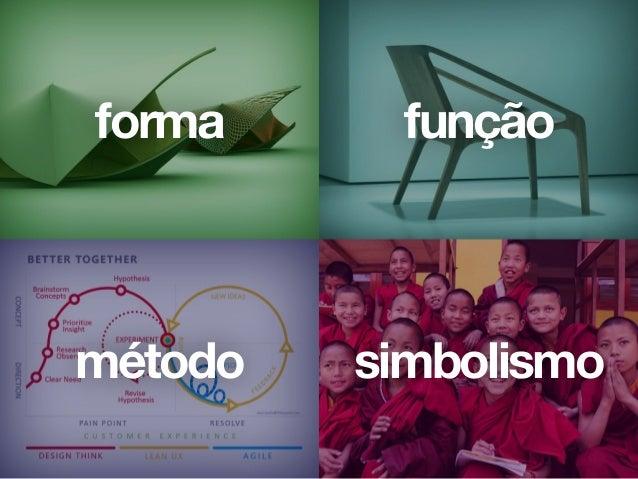 forma função método simbolismo