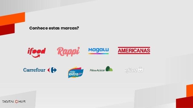 [Grocery & Drinks  Congresso do E-Commerce] Como diferenciar a operação em meio a vários concorrentes? Slide 3